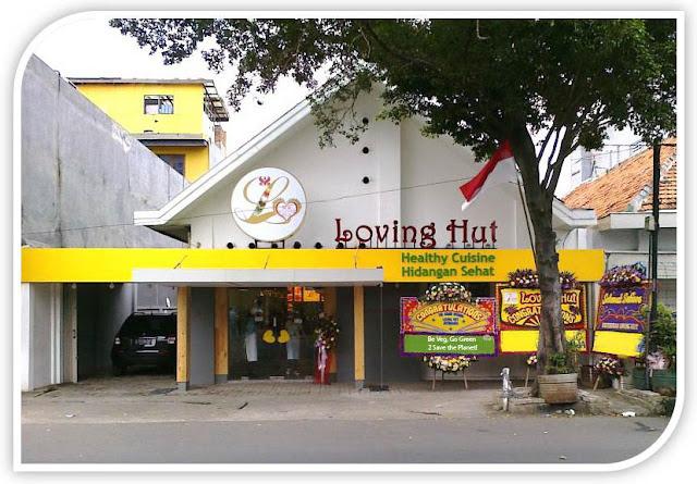Loving Hut Jatinegara