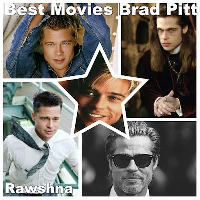 افضل افلام براد بيت على الإطلاق