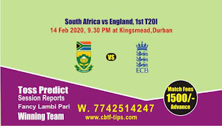 Who will win Today 2nd T20 match Eng vs RSA | Cricfrog