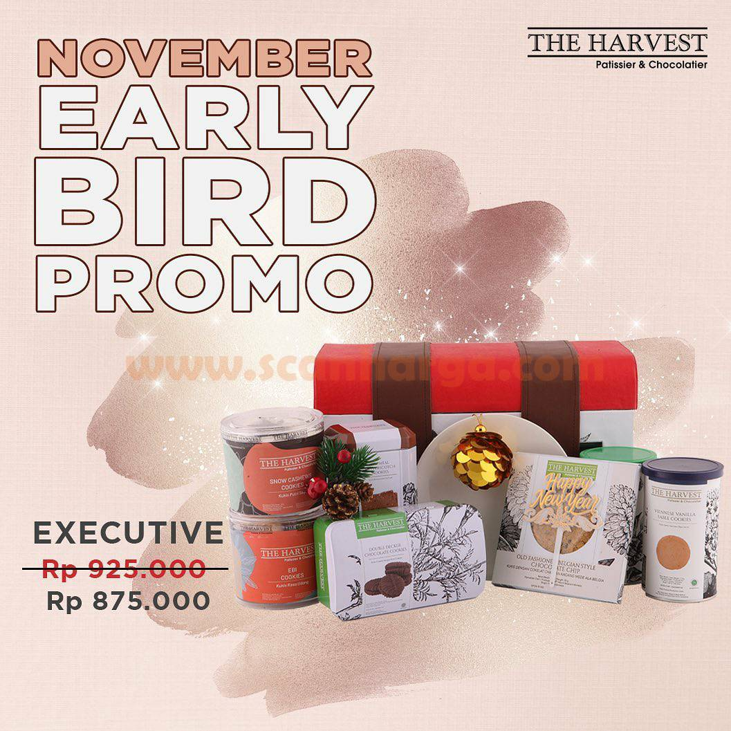 The Harvest Promo EARLY BIRD Executive Hampers
