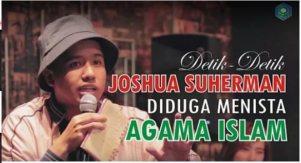 Netizen Sebut Lawakan Joshua Menistakan Agama, FUIB Bakal Laporkan Ke Polisi