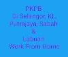 PKPB Di Selangor, KL, Putrajaya, Sabah & Labuan Work From Home