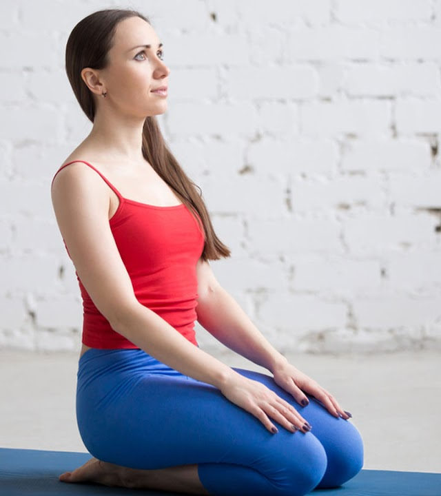 Vajrasana – Improving Digestive Power