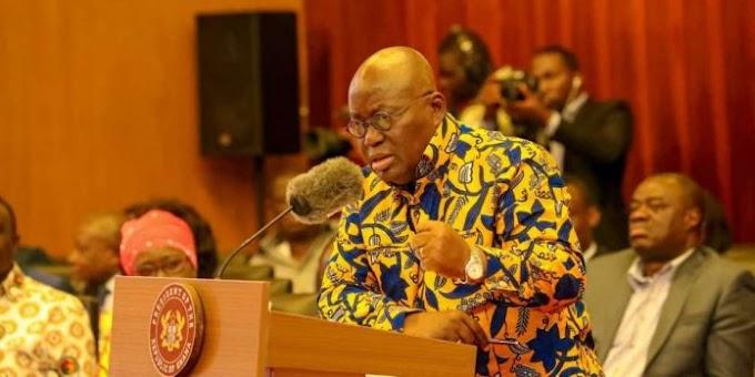 Ghanaians not xenophobic – Akufo-Addo