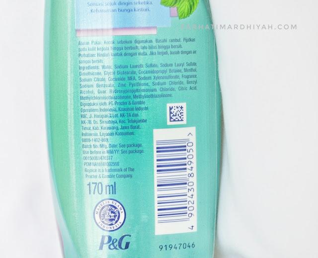 shampoo berketombe, shampoo untuk ketombe, shampoo untuk hijabers