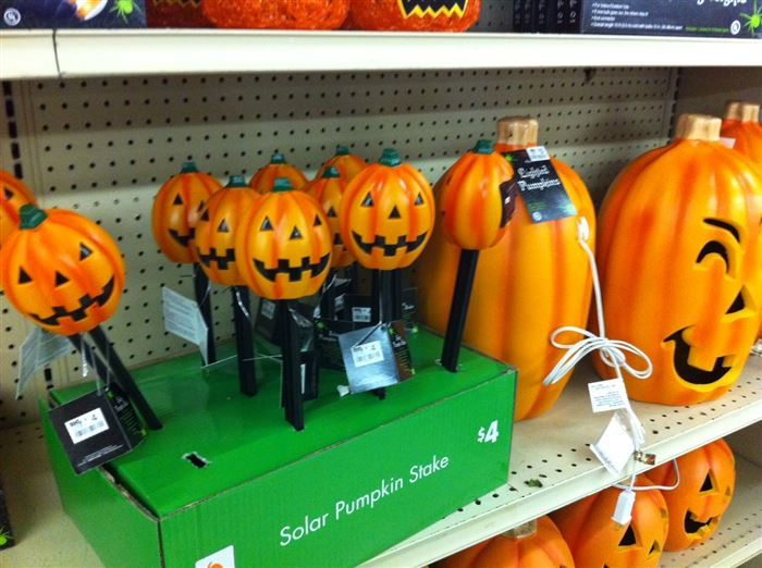 Unique Outdoor Solar Halloween Lights