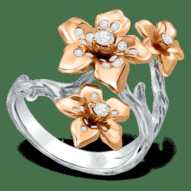 Keistimewaan Model Cincin Berlian Wanita Asli
