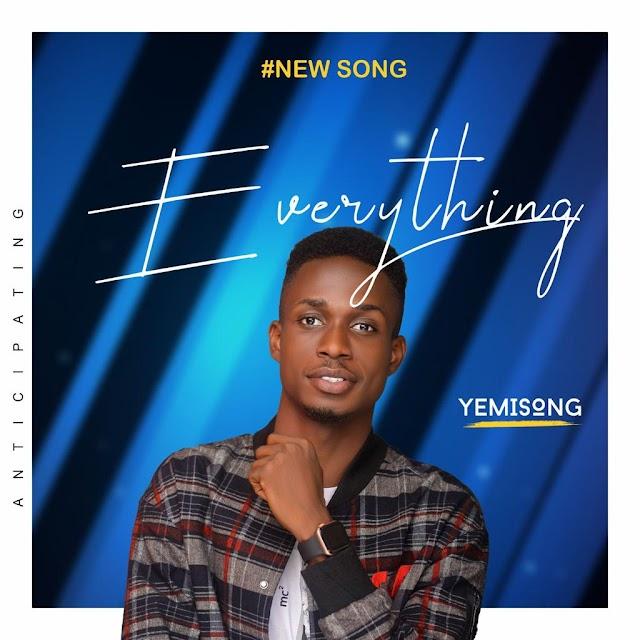 """NEW MUSIC: YEMI SONG - """"EVERYTHING""""    @yemisong12"""