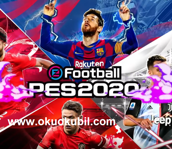 Pes efootball 2020 4.3.0 Yeni Android APK + OBB İndir 2020