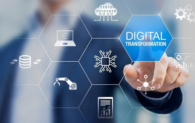leverage digital transformation business growth