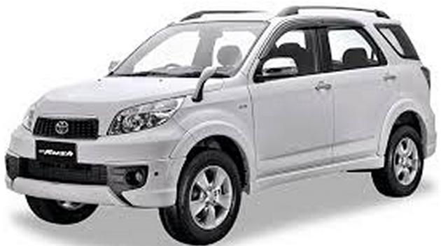 2015 Toyota Rush Redesign