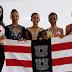 Paraibanas são destaque na 3ª Copa de Estados de Ginástica Rítmica