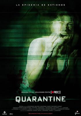 Quarantine [2008] [DVD R1] [Latino]