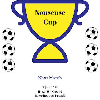 Nonsense Cup Kroatie tegen Brazilie