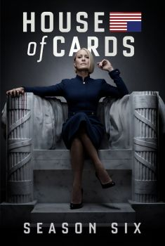 House of Cards 6ª Temporada Torrent - WEB-DL 720p Dual Áudio