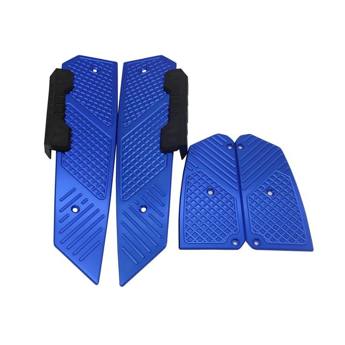 bordes honda forza 250 warna biru