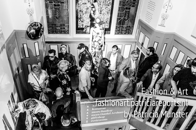 Fashion Crowd at Moco Museum