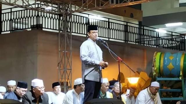 Anies Terharu, Takbiran Kembali Bergema di Langit Jakarta