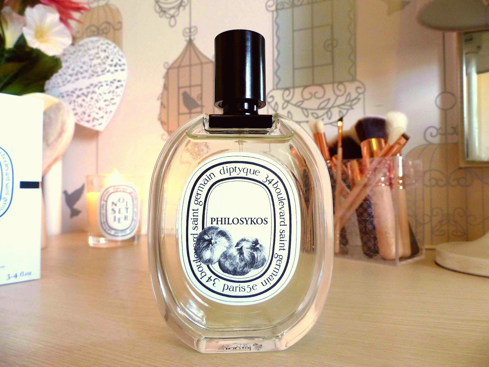Diptyque Philosykos Eau De Parfum.If You Only Buy One Fragrance For Summer Jasmine Talks Beauty