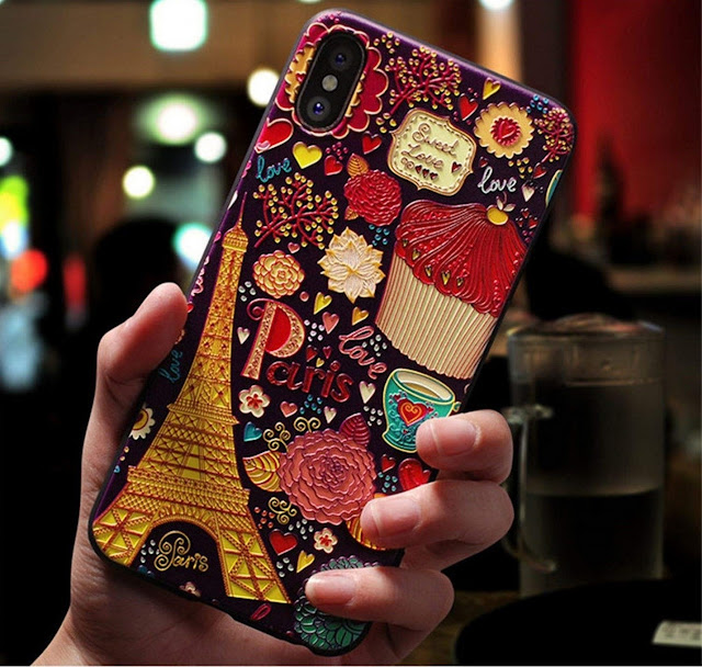 3D Technology Applied To Mobile Phone Cases