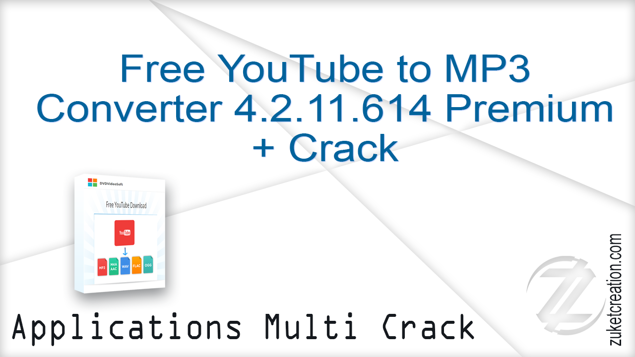free video mp3 converter crack