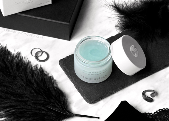 Omorovicza Midnight Radiance Mask Review Oily Acne Prone Skin