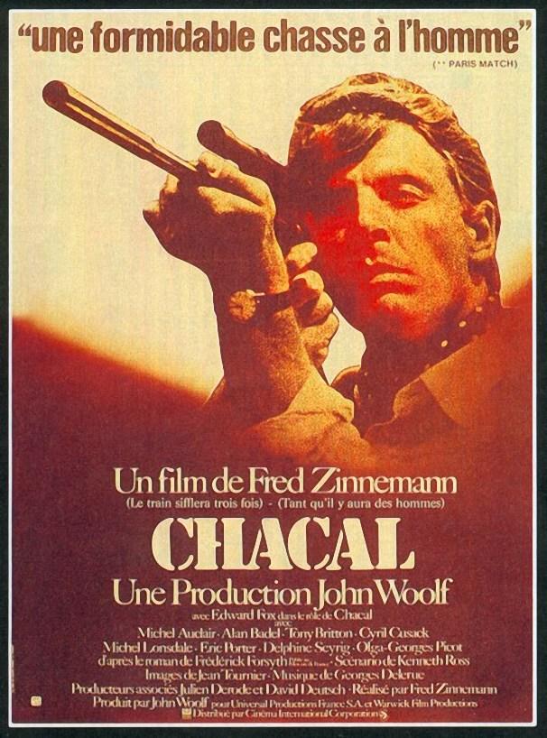 1973 TÉLÉCHARGER CHACAL