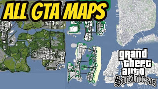 All GTA maps in GTA San Andreas downlod now!!!