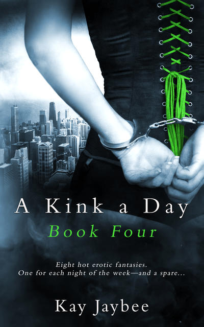 A Kink a Day 4 cover