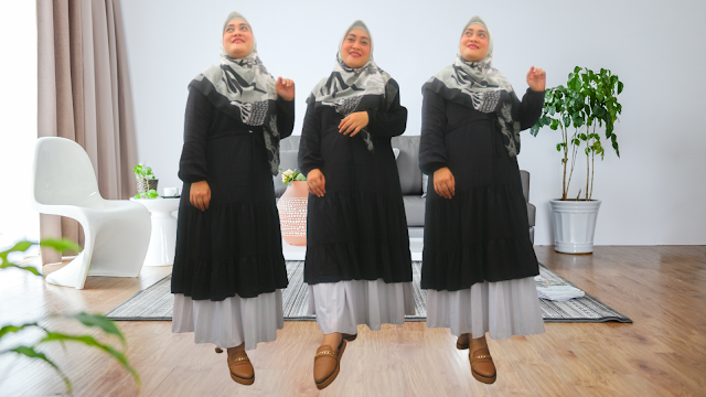Tunik adalah Fashion Item yang Wajib Dimiliki Hijabers