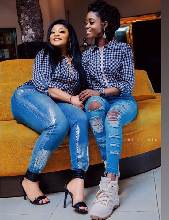 My mum's body is natural - Biodun Okeowo's daughter