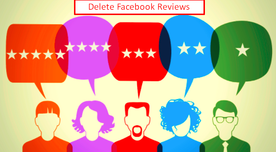 How To Delete Reviews On Facebook
