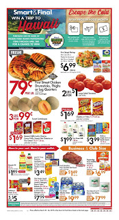 ⭐ Smart and Final Ad 3/20/19 ✅ Smart and Final Weekly Ad March 20 2019