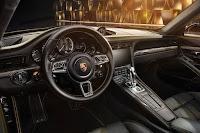 Porsche 911 Turbo S Exclusive Series (2017) Dashboard