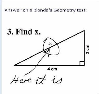 Find X.  Here it is!