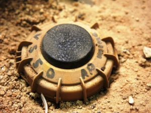 Chisecha minefields certified landmine-free area