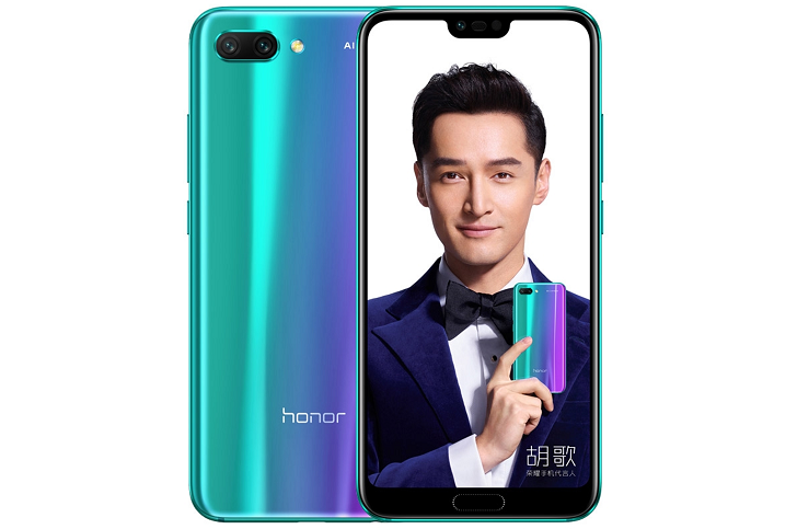 Another attractive smartphone launched in China by Huawei, see the specs
