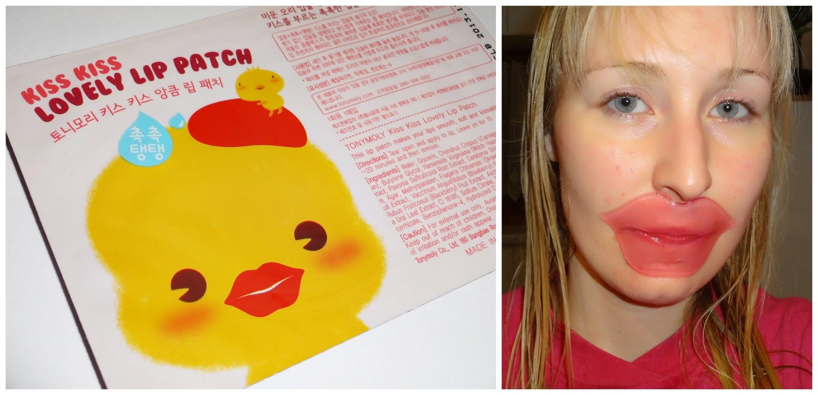 Tony Moly - Kiss Kiss Lovely Lip Patch