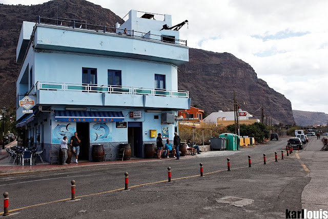 Valle Gran Rey, La Gomera, Canary Islands - Karl Louis