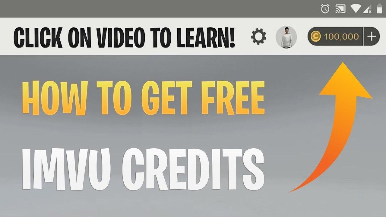 Claim IMVU Unlimited Credits For Free! Working [20 Oct 2020]