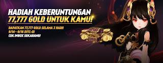 Lucky 77777 Gold