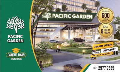 Review Pacific Garden Apartemen Alam Sutera