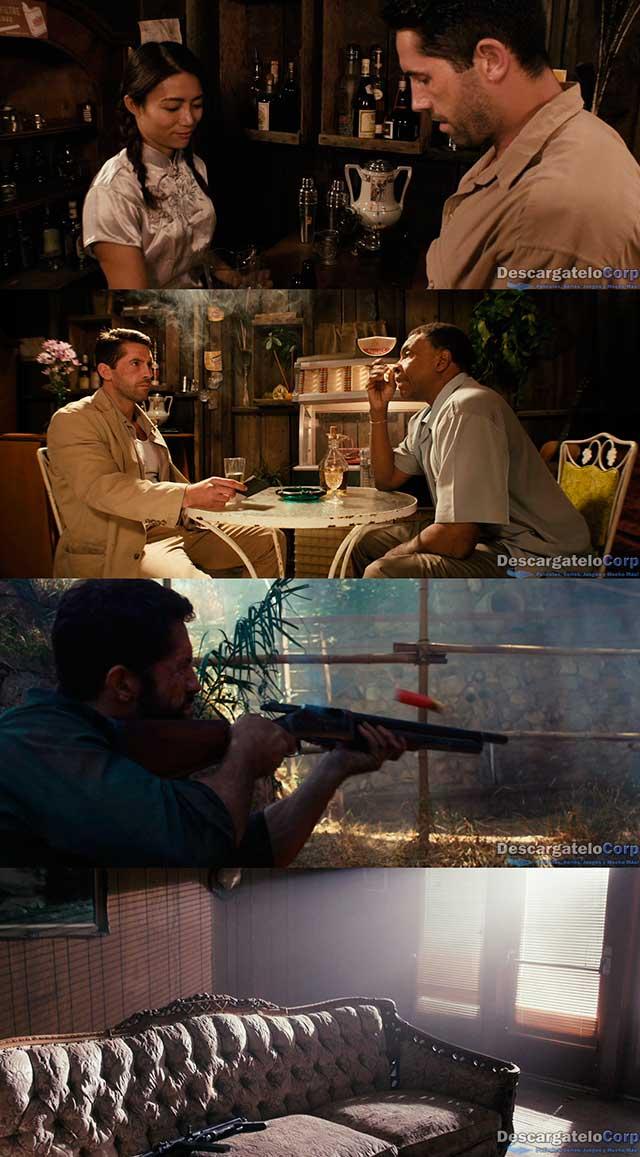 Perro Salvaje (2017) HD 1080p Latino