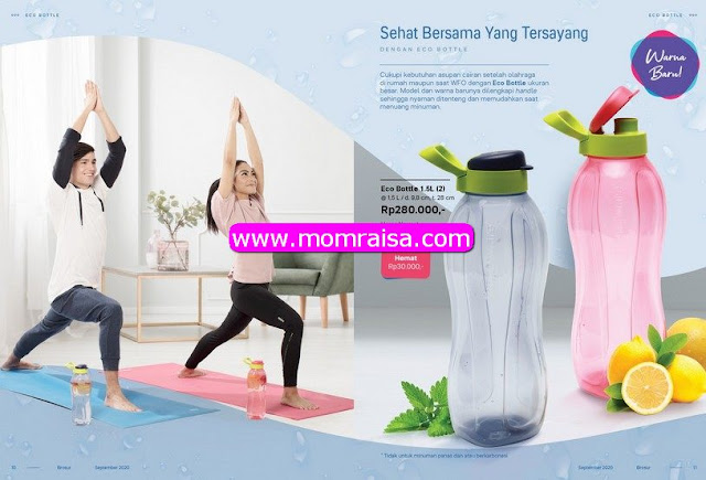 Katalog Brosur Promo Tupperware Bulan September 2020