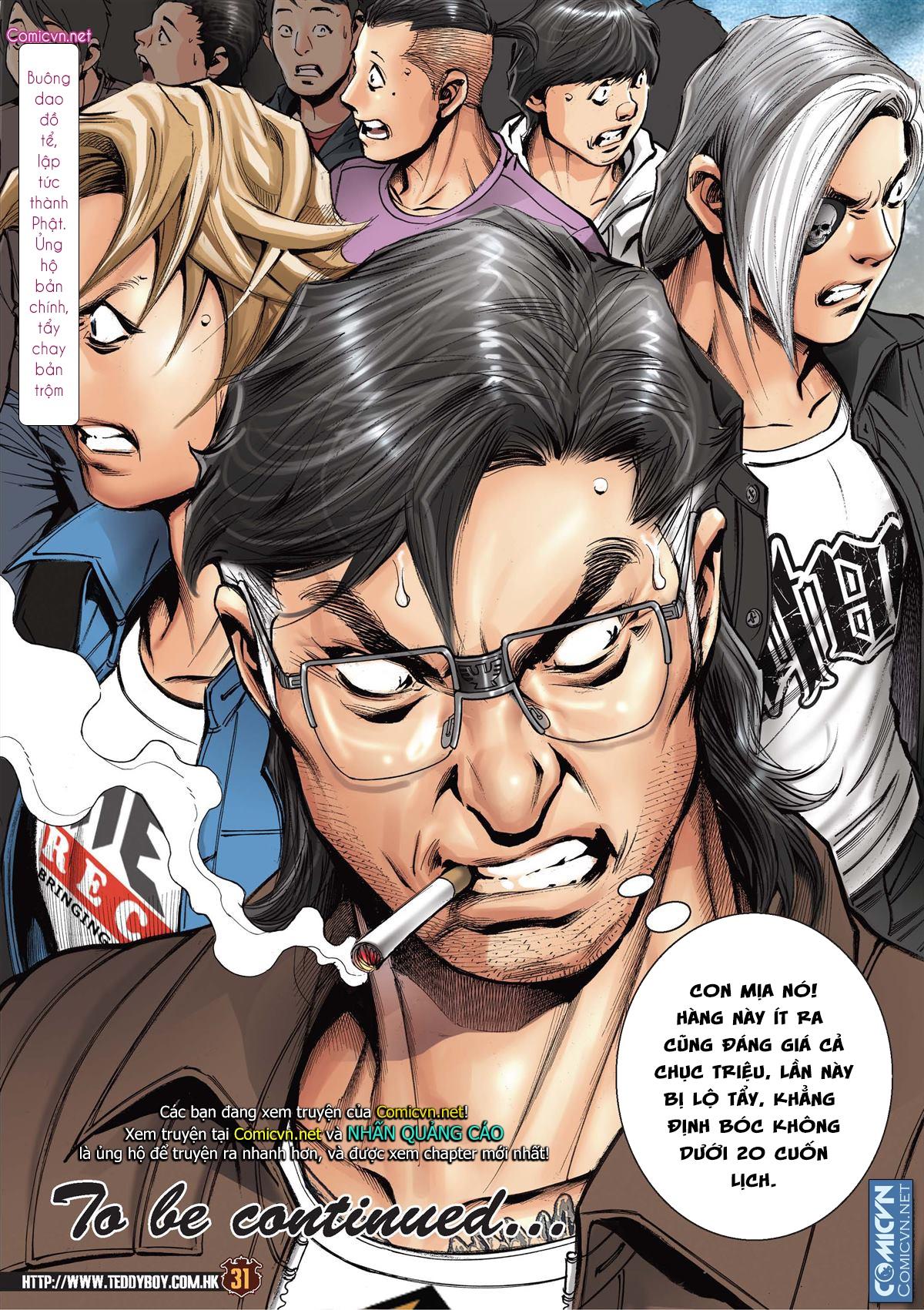 Người Trong Giang Hồ RAW Chương 2095 - NhoTruyen.Net