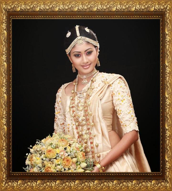 Wedding Hairstyle In Sri Lanka: Wedding And Brides: Brides In Sri Lanka