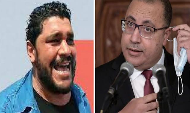 هشام المشيشي ينفي رفع قضية ضد الناشط وسيم جبارة