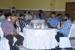 Plt Bupati Lombok Utara Silaturrahim dengan Para Tokoh