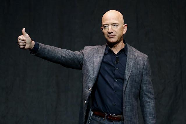 Jeff Bezos Fokus ke Luar Angkasa, Mundur dari Kursi Amazon Setelah 27 Tahun