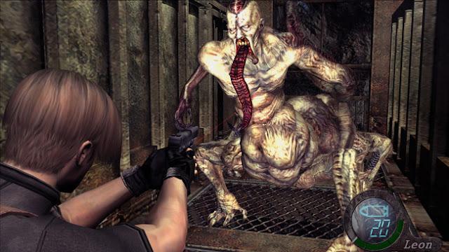تحميل لعبة Resident Evil 4 الكمبيوتر مجانا